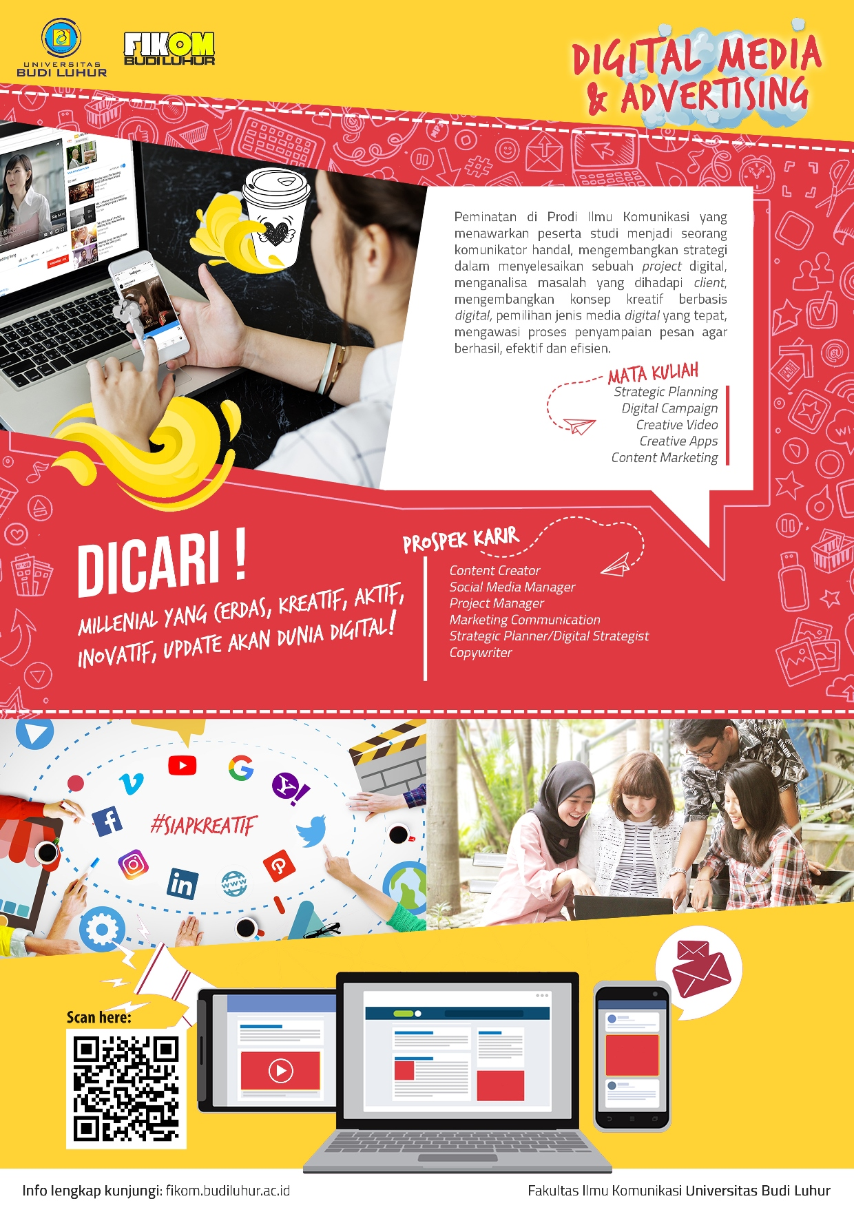 Digital Media & Advertising